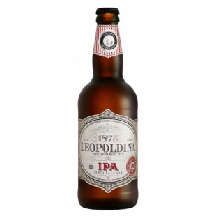 Cerveja Leopoldina India Pale Ale Ipa 500ml