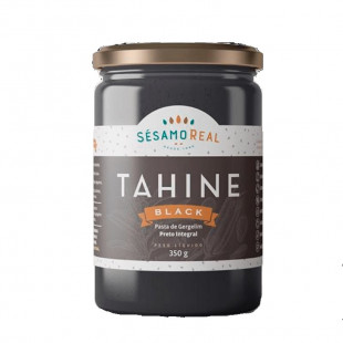 Tahine Black Sesamo Real 350g
